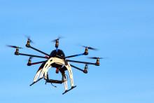 Un drone (photo d'illustration)