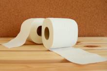 Du papier toilette (Illustration)