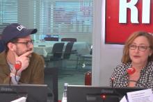 """Vincent Dedienne et Catherine Frot dans """"Laissez-Vous Tenter"""""""