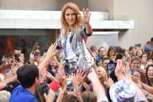 Céline Dion est en pleine tournée promotionnelle pour son nouvel album