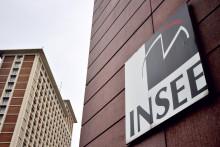 Le logo de l'Insee (Illustration).
