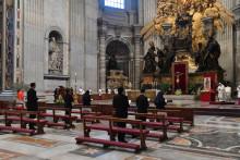 La Basilique Saint-Pierre au Vatican
