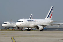 Des avions du groupe Air France-KLM (illustration)