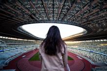 Le stade de Tokyo, prêt pour les JO, sera-t-il vide ?