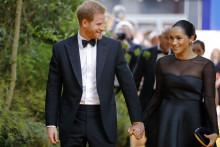 Meghan Markle et le prince Harry vivent à Los Angeles depuis la fin mars 2020