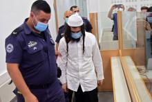 Amiram Ben-Ouliel a refusé de témoigner pendant son procès et a été condamné sur la base de ses aveux lors de l'interrogatoire.