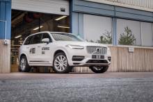 Volvo lance ses XC90 autonomes autour de Göteborg