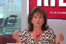 Anne Sinclair, invitée de RTL Soir le 1er juin 2020