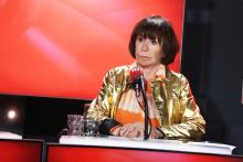 """Danièle Evenou dans """"Les Grosses Têtes"""""""
