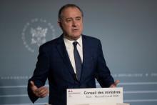 Didier Guillaume, ministre de l'Agriculture, le 8 avril 2020