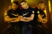Olivier Rousteing signe une collection avec NikeLab à l'occasion de l'Euro de football 2016