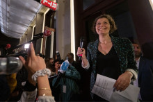 Jeanne Barseghian, maire EELV de Strasbourg