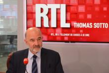 Pierre Moscovici, le premier président de la Cour des comptes