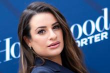 """L'actrice de """"Glee"""" Lea Michele en mai 2019 (Photo d'illustration)."""