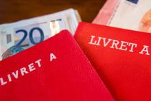 Un livret A, placement préféré des Français (Illustration).