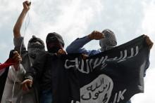 Des membres de l'État islamique (photo d'illustration).