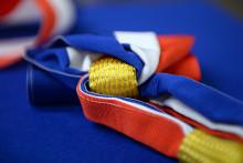 Une écharpe de maire (illustration)