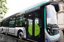 Un bus de la RATP (illustration)
