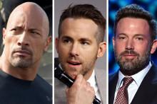 Découvrez les 10 acteurs les mieux payés de 2020