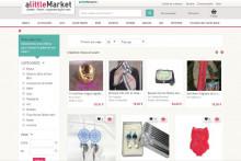 A little market, capture d'écran