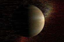 La planète Vénus (illustration)