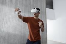 Facebook espère démocratiser la réalité virtuelle avec l'Oculus Quest 2