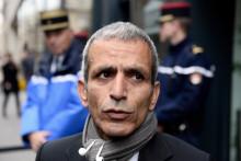 Malek Boutih le 27 mai 2014 à Paris.
