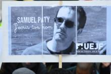 Samuel Paty, enseignant tué le 16 octobre 2020 à Conflans-Sainte-Honorine (illustration)