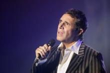Julien Clerc au Trianon, le 9 novembre 2004 à Paris