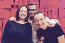 Jade, Olivier Minne, Eric Dussart