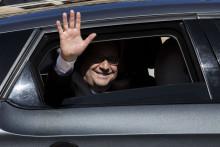 François Hollande a pris quelques jours de repos dans le sud-est de la France depuis son départ de l'Élysée.