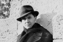 Portrait du Jean Moulin, héros de la Résistance, en 1939