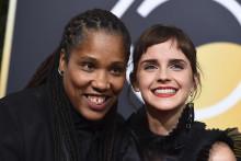 """Sur le tapis rouge, Emma Watson a raconté avoir expérimenté """"tout le spectre du harcèlement"""" depuis ses débuts dans """"Harry Potter"""", rapporte """"Variety"""""""