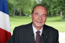Jacques Chirac, 86 ans, président français de 1995 à 2007, décédé le 26 septembre.