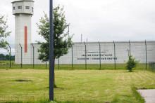 Le centre pénitentier d'Alençon/Condé-sur-Sarthe, dans l'Orne