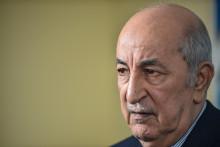 Abdelmadjid Tebboune, nouveau président de l'Algérie, le 24 novembre 2019.