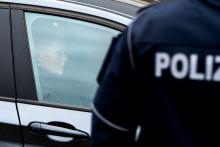La police allemande (illustration)