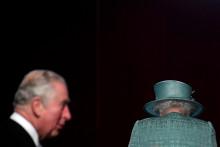 La reine Elizabeth II et le prince Charles, le 19 décembre 2019