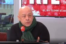 Thierry Marx invité de RTL le 31 décembre 2019