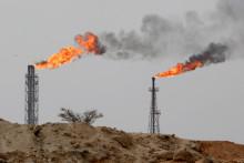 Des puits de pétrole en Iran, le 12 mars 2017