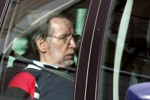 Michel Fourniret, le 30 avril 2008.