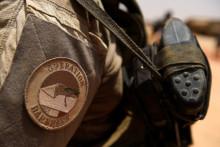 Un soldat français de la force Barkhane au Sahel.