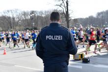 Le dispositif policier avait été renforcé en marge du semi-marathon de Berlin, compte tenu du contexte terroriste.
