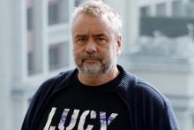 Le réalisateur et producteur français Luc Besson
