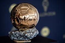 Le Ballon d'Or exposé à Paris le 19 septembre 2019