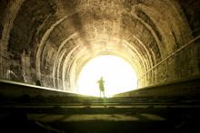 Entre 4% à 8% de la population ont déjà fait une expérience de mort imminente (illustration)