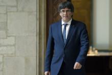 Carles Puigdemont, leader indépendantiste catalan déchu