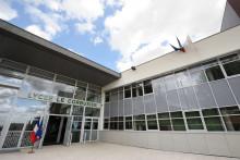 Lycée Le Corbusier, dans les Yvelines