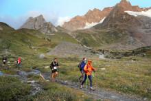 Un chemin de randonnée sur le domaine de Chamonix dans les Alpes (photo d'illustration).
