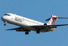 Avion de la compagnie aérienne Volotea (illustration)